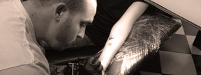 Remco van Triest Tattoo Artist Magic Tattoo Utrecht