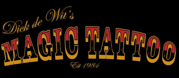 Dick de Wit's Magic Tattoo